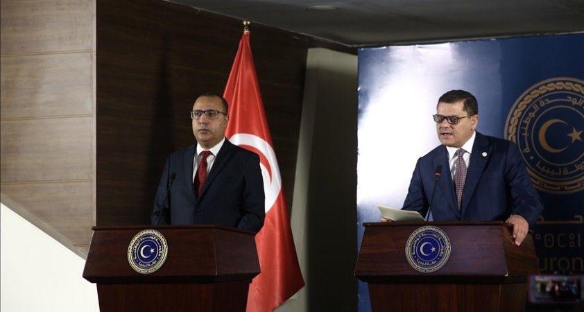 Libya ve Tunus arasında taşımacılık alanında anlaşmalar imzalandı