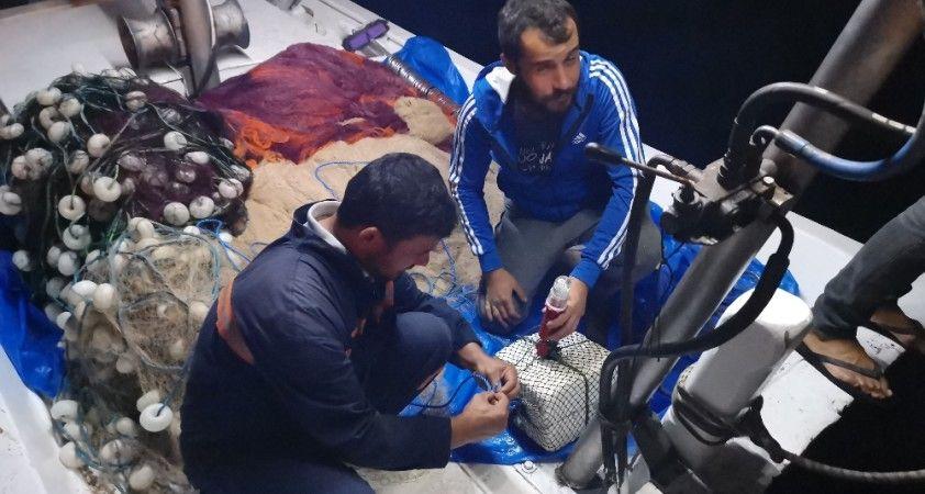 """Doğalgaz müjdesi verilen Karadeniz'de balıkçılar """"Vira Bismillah"""
