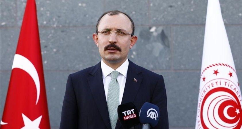 Ticaret Bakanı Mehmet Muş'tan Gümrük Birliği'nin güncellenmesinin geciktirilmemesi çağrısı