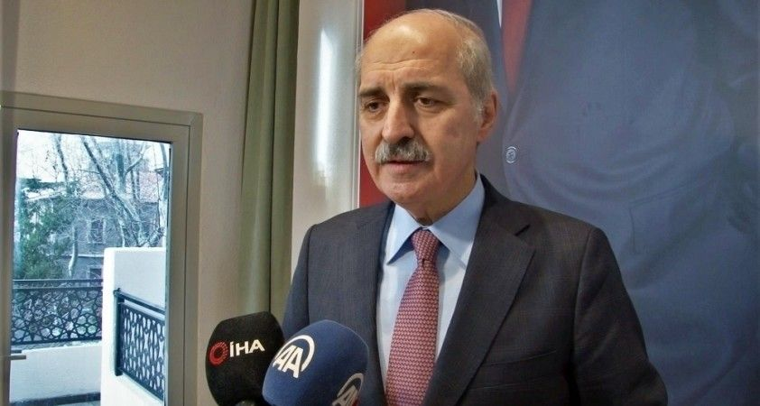 AK Parti Genel Başkan Vekili Kurtulmuş'tan