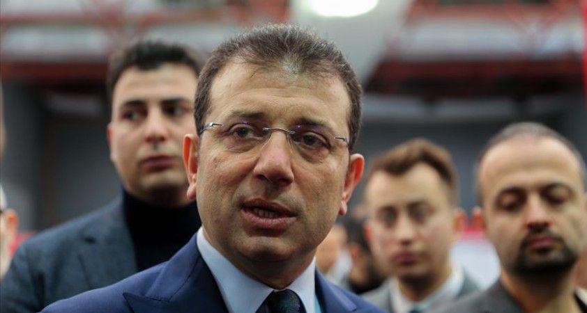 İBB Başkanı İmamoğlu: 'İstanbul için kontrollü bir kısıtlama bekliyoruz'