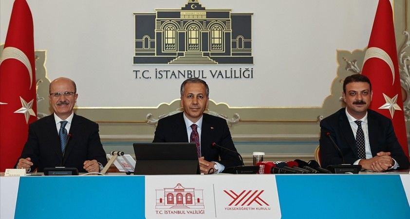 İstanbul Valisi Yerlikaya: Her iki gencimizden biri aşısını yaptırdı