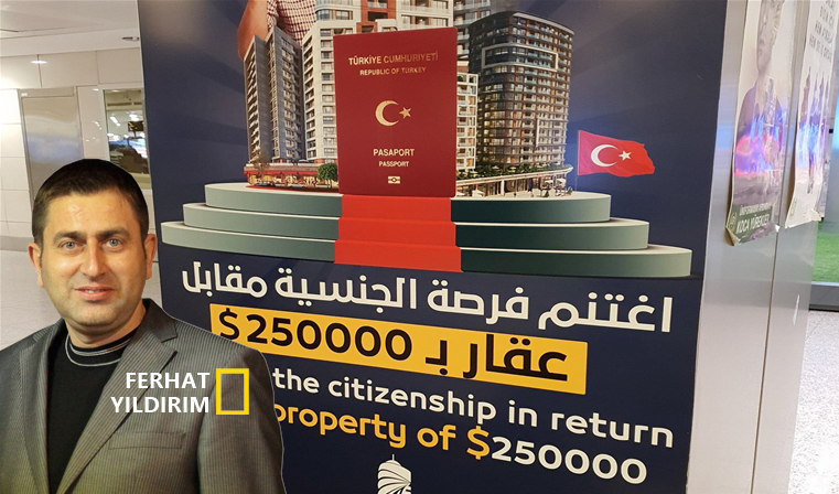 Türk kimliği promosyon olarak verilemez…!