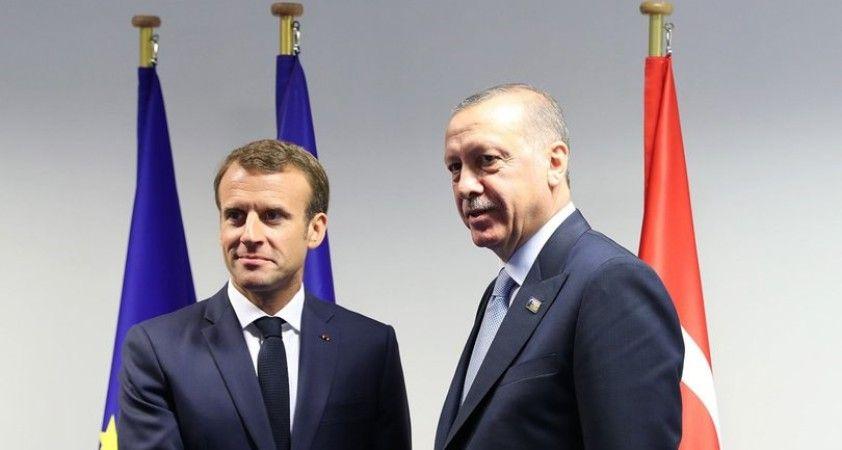 Fransız basınından 'Macron ve Erdoğan görüşecek' iddiası