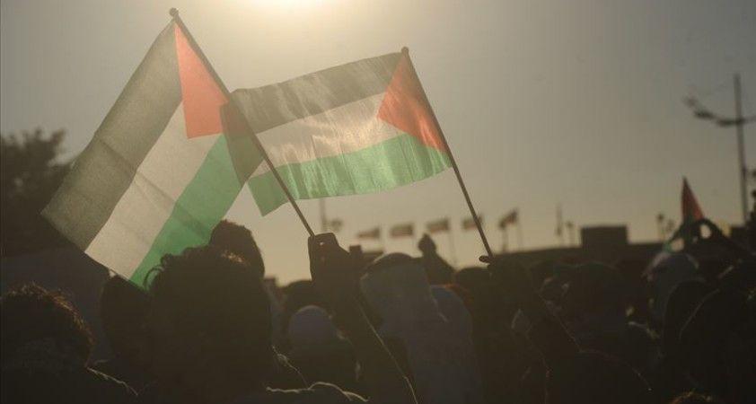 Kuveyt'ten başkenti Kudüs olan Filistin devletinin kurulmasına destek vurgusu