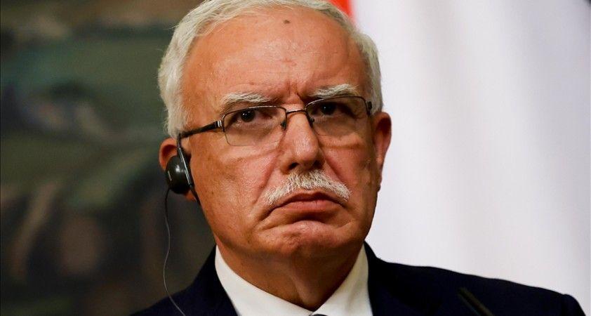 Filistin Dışişleri Bakanı Riyad el-Maliki Türkiye'yi ziyaret edecek
