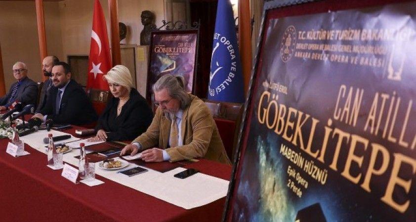 'Göbeklitepe Operası'nın dünya prömiyeri 19 Şubat'ta yapılacak