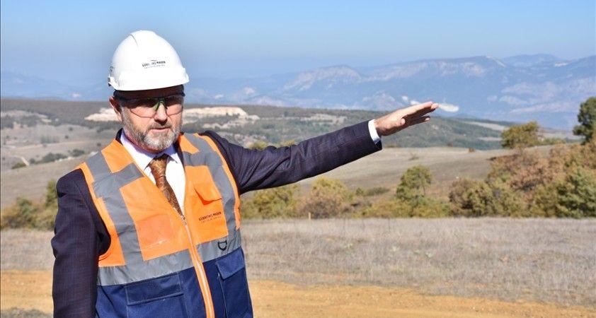 Söğüt Altın Madeni Projesi ile Türkiye'nin altın üretimine katkı sağlanması bekleniyor