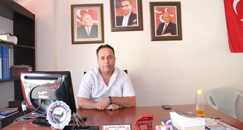 MHP Şemdinli İlçe Başkanı istifa etti