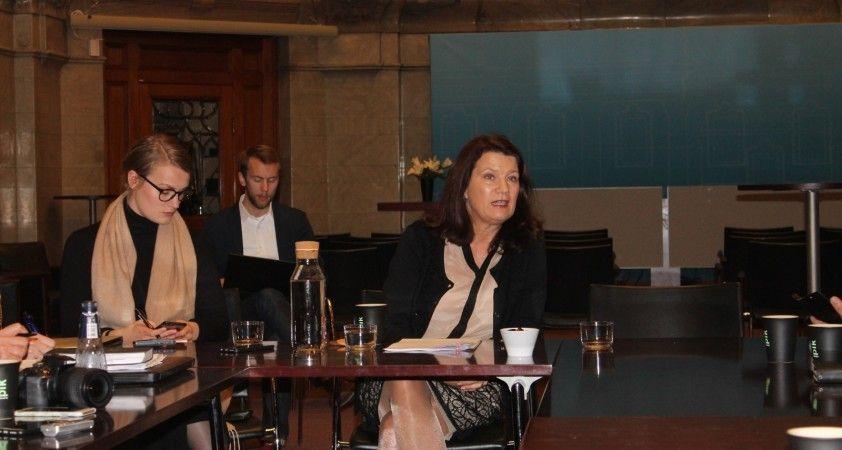 İsveç Dışişleri Bakanı Linde'den İsrail'e tepki