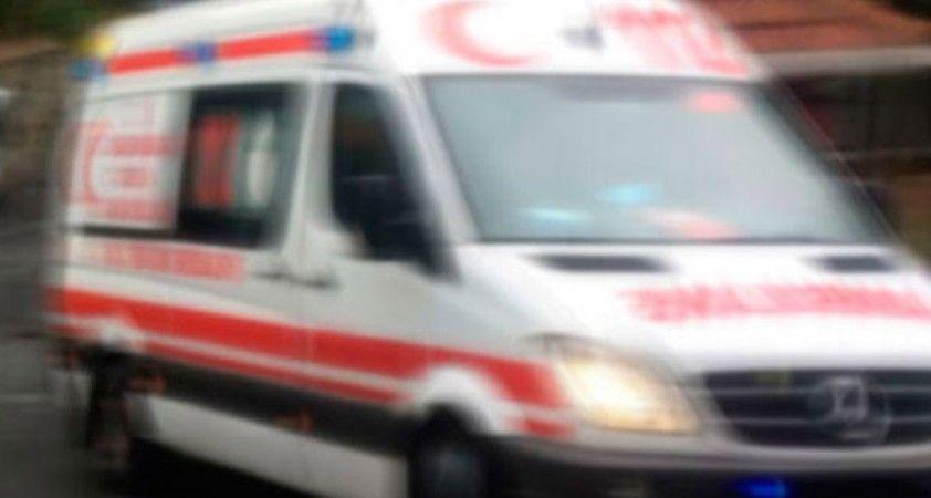 Koronavirüse yakalan 2 Türk ambulans uçakla Kazakistan'dan İstanbul'a getirildi