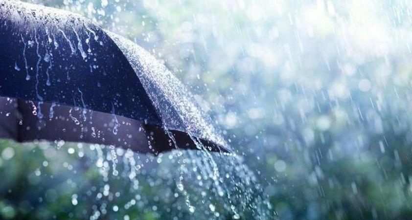 Bingöl'de kuvvetli yağış uyarısı