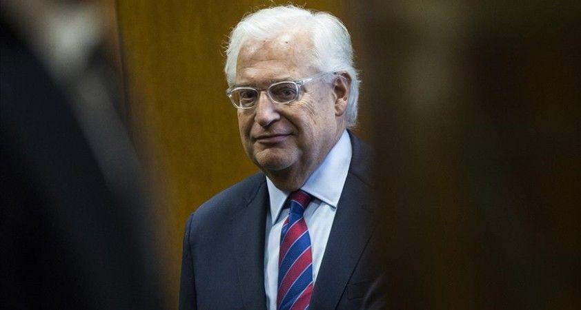 ABD'nin İsrail Büyükelçisi Friedman: Biden'ın İran'ın nükleer dosyasına ilişkin atamaları endişe yaratıyor