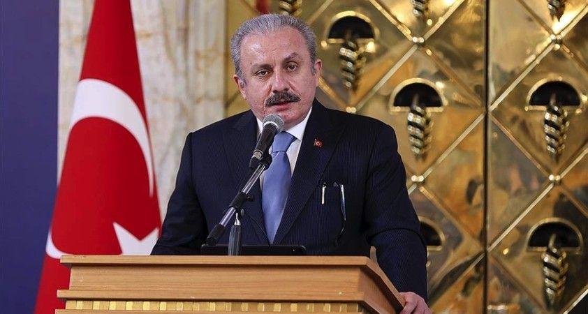 TBMM Başkanı Şentop: Hocalı Katliamı'nı meşrulaştırmaya çalışan katiller hesap verene kadar mücadelemizi sürdüreceğiz