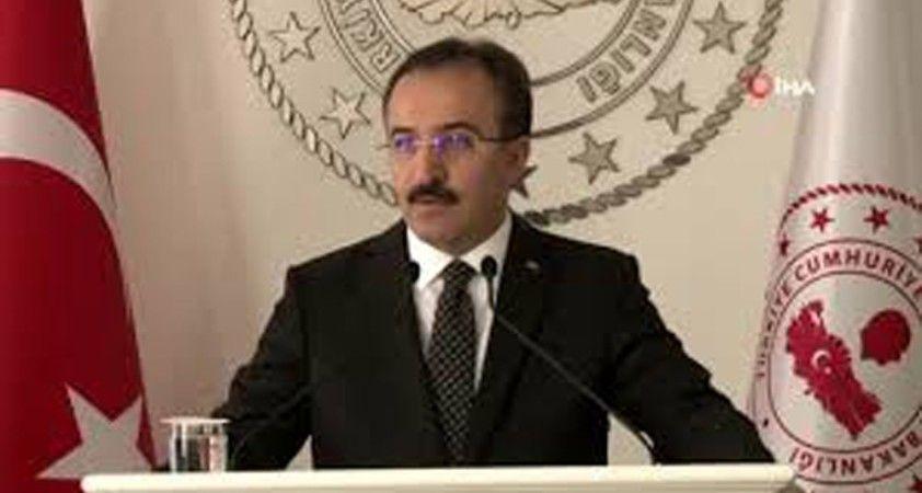 İsmail Çataklı'dan Davutoğlu'na yanıt: