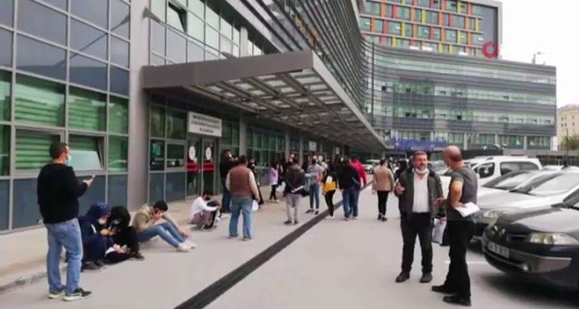 Bakan Koca'nın açıklamalarının ardından İstanbul'da korkutan görüntü