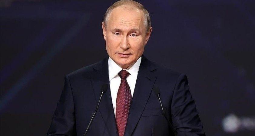 Putin: Asya-Pasifik silahlanma yarışı olasılığıyla karşı karşıya