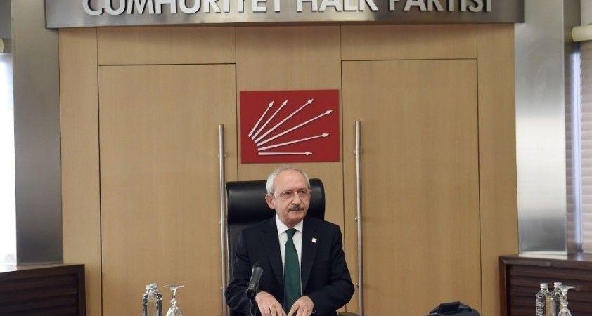 CHP Lideri Kılıçdaroğlu'ndan