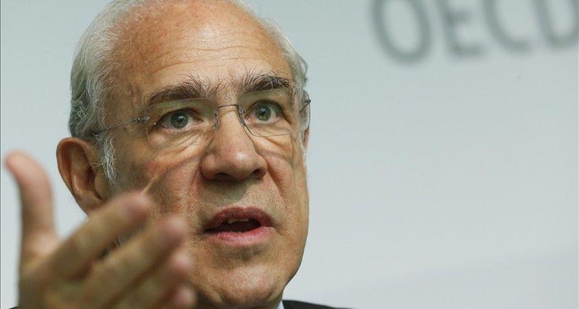 OECD Genel Sekreteri Gurria: OECD İstanbul Merkezi tüm bölgeye katkı sağlayacak