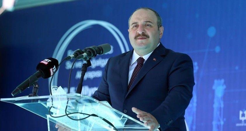 Bakan Varank, CMDP Projeleri Toplu Açılış Töreni İçin Erzurum'da