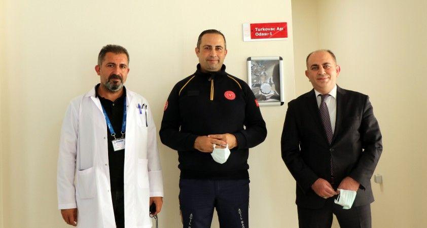 Yerli Covid-19 aşısı 'TURKOVAC' için Erzincan'da Faz- 3 çalışması başladı