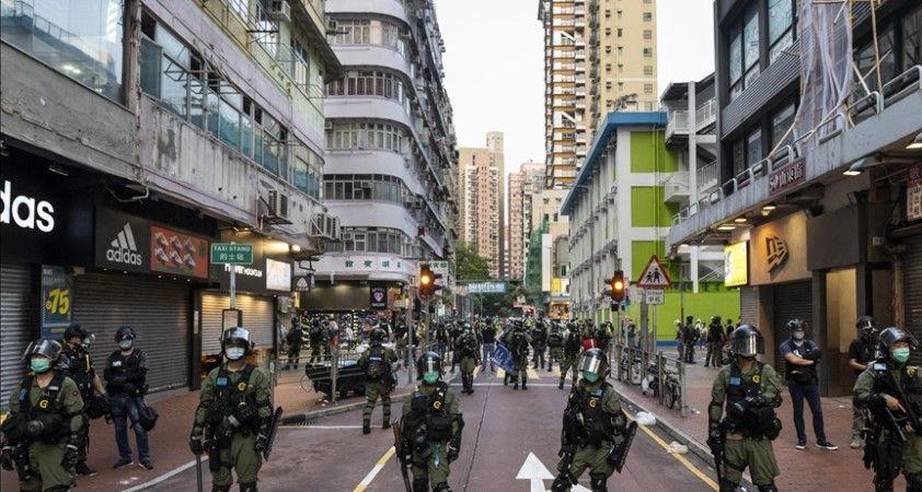 İngiltere: Hong Kong'daki ulusal güvenlik kanunu siyasi muhalefeti bastırmak için kullanılıyor