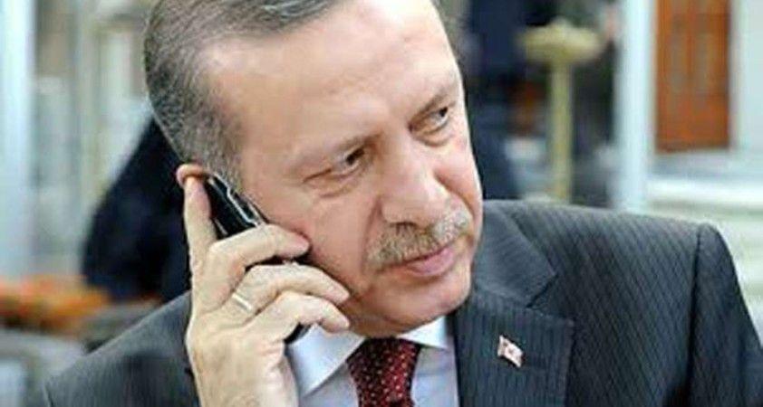 Cumhurbaşkanı Erdoğan, İspanya Başbakanı Sanchez ile görüştü