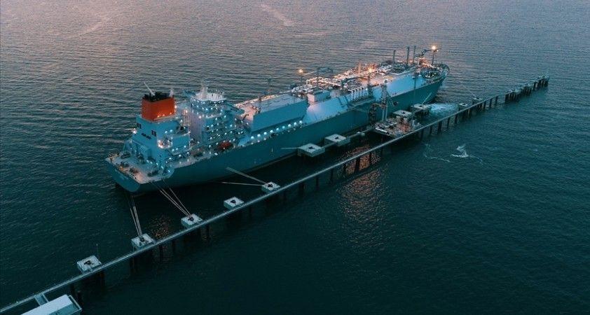 Shell: Küresel LNG ticareti büyümeye devam ediyor