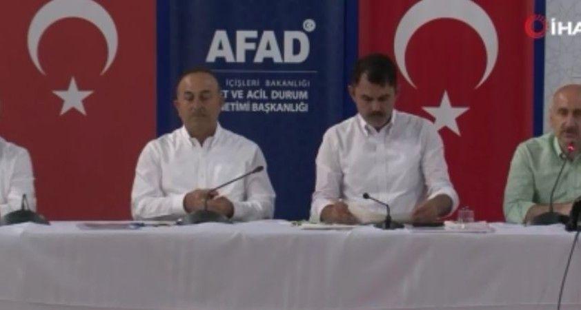 Çevre ve Şehircilik Bakanı Murat Kurum: