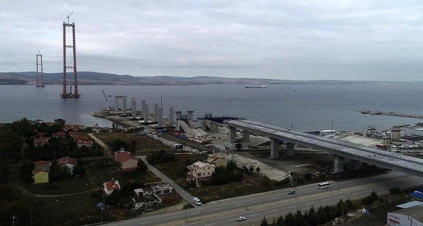 'Simgelerin köprüsü' Marmara'nın transit trafik yükünü sırtlayacak