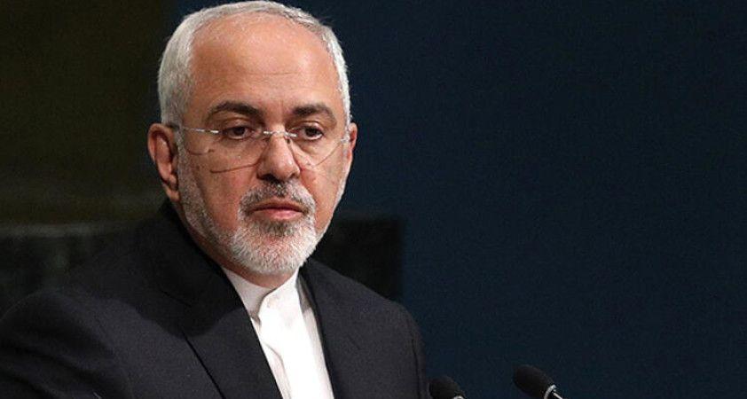 Zarif: Avrupa, ABD yaptırımlarına karşı çıkmasına rağmen 3 yıldır İran ile ticaret yapmadı