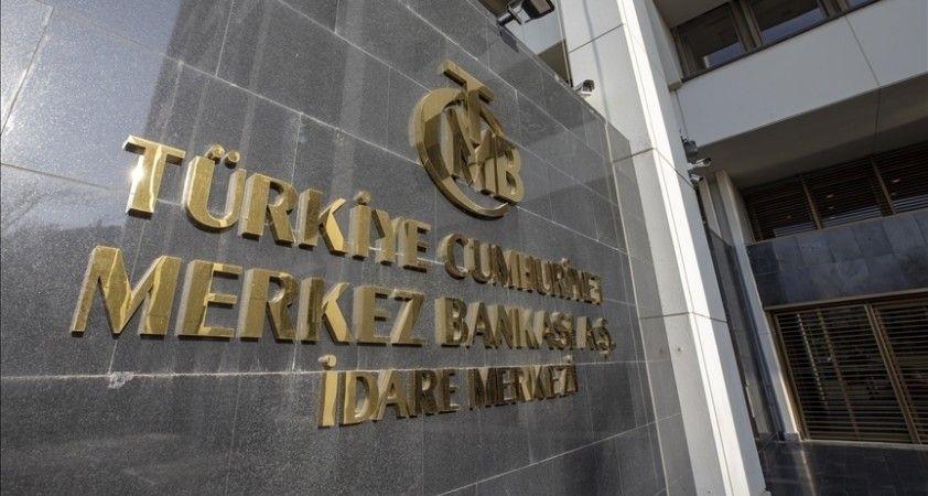 Merkez Bankası rezervleri 89 milyar 321 milyon dolar oldu
