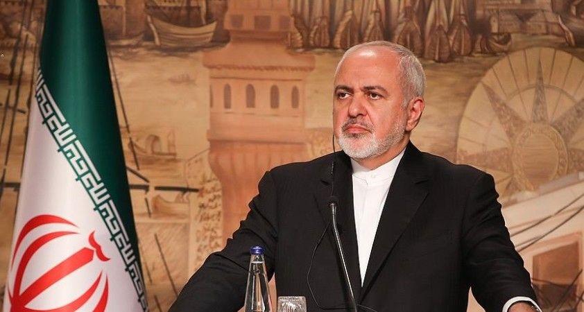 İran Dışişleri Bakanı Zarif: Azerbaycan'ın topraklarını geri almasından mutluyuz