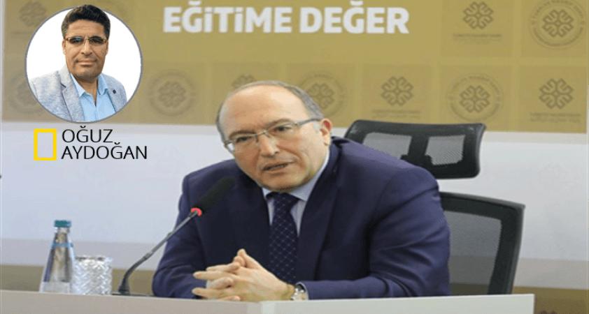 Prof. Dr. Ahmet Haluk Dursun Hoca'nın ardından (2)