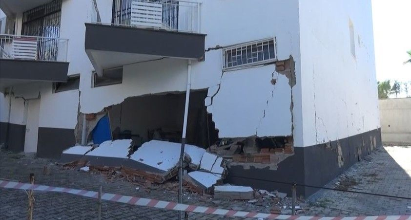 Kuşadası Belediyesine deprem dolayısıyla 386 hasar başvurusu yapıldı