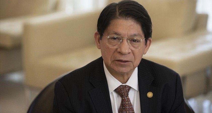 Nikaragua Dışişleri Bakanı Colindres: ABD ve AB siyasi tahakküm kurmak için saldırgan eylemlerde bulunuyor