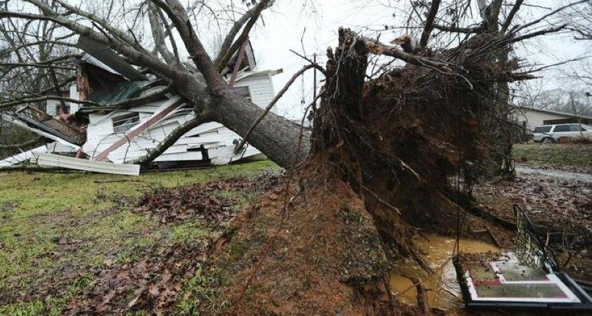 ABD'de fırtına ve kasırga felaketi: 11 ölü
