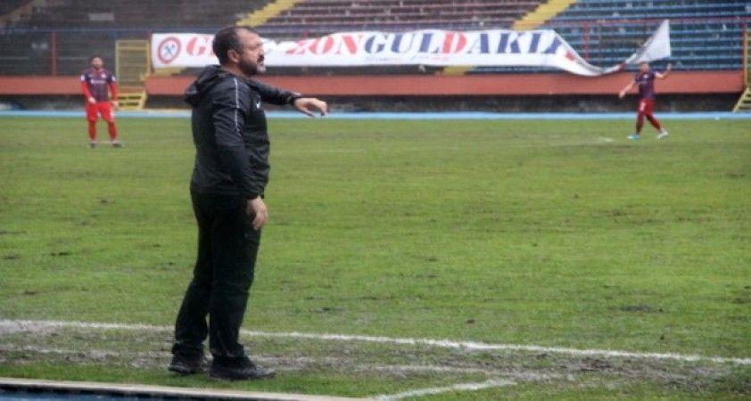 Zonguldak Kömürspor Teknik Direktörü Serkan Afacan: