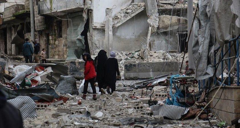 Esed rejimi ve İran destekli terörist gruplar İdlib'deki ateşkesi zorluyor