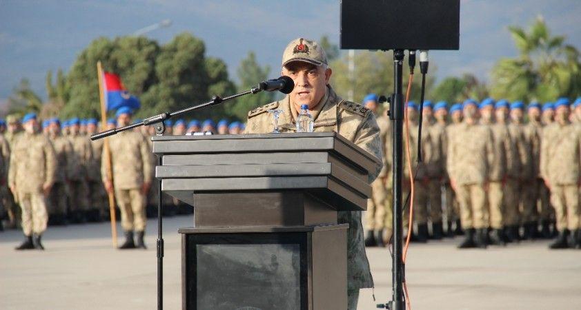Jandarma Genel Komutanı Arif Çetin: