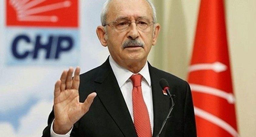 CHP Genel Başkanı Kılıçdaroğlu Sol Parti heyetini kabul etti