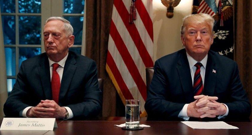 Mattis, 'Trump Amerikan halkını bölmeye çalışıyor'