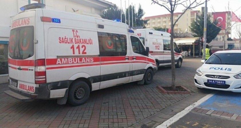 Büyükçekmece'de 2 kişinin öldüğü otelde ayrıntılar ortaya çıktı