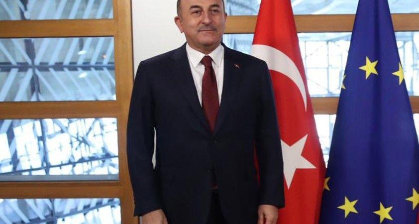 Bakan Çavuşoğlu, BM Barışı İnşa Fonu Yüksek Düzeyli Taahhüt Konferansı'na katılacak