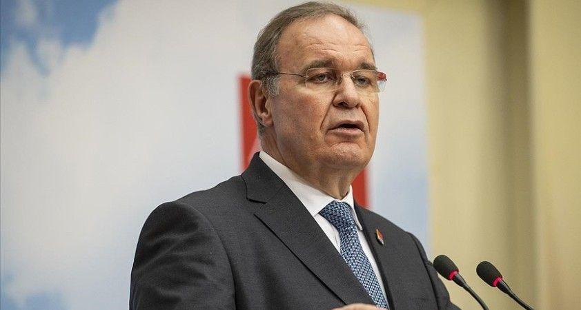 CHP Sözcüsü Faik Öztrak: '28 Şubat darbesi demokrasimize büyük zararlar vermiştir'