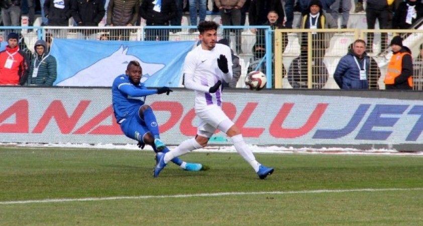 TFF 1. Lig: BB Erzurumspor: 1 - Keçiörengücü: 0 (Maç sonucu)