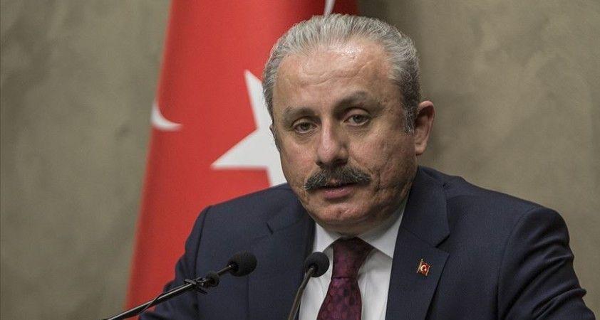 TBMM Başkanı Şentop beraberindeki milletvekilleriyle Azerbaycan'a gitti