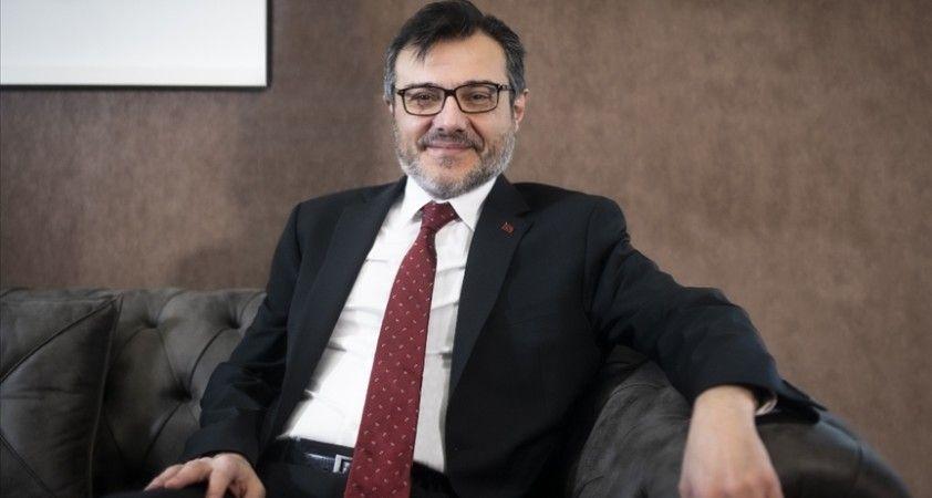 Prof. Dr. Aşan: Körfez ülkeleri İstanbul Finans Merkezi'nde yerini alacak
