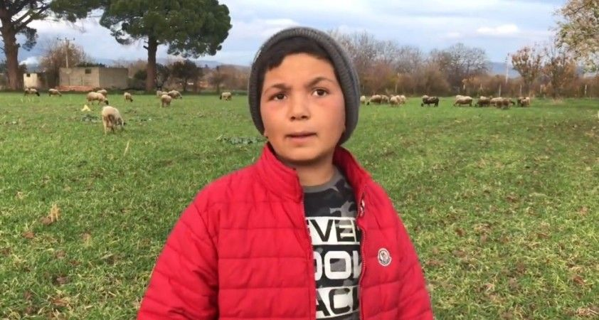 12 yaşındaki fenomen çobanı milyonlar takip ediyor