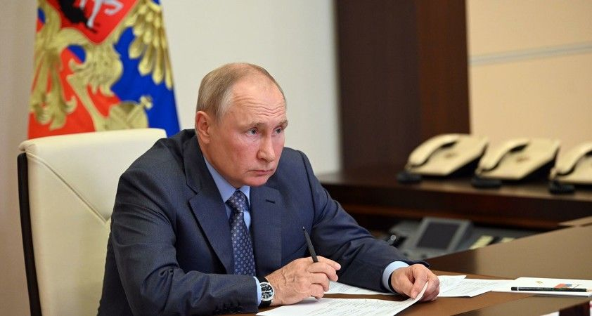 Putin; Reisi, Lukaşenko ve Mirziyoyev'le telefonda görüştü